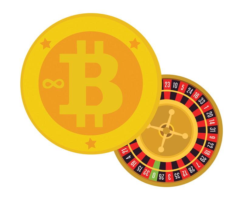 ビットコインとルーレット